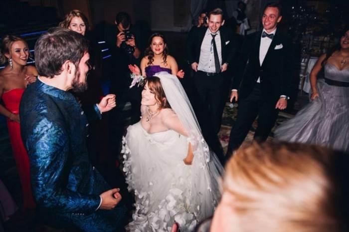 Свадьба дочери Розы Сябитовой фото