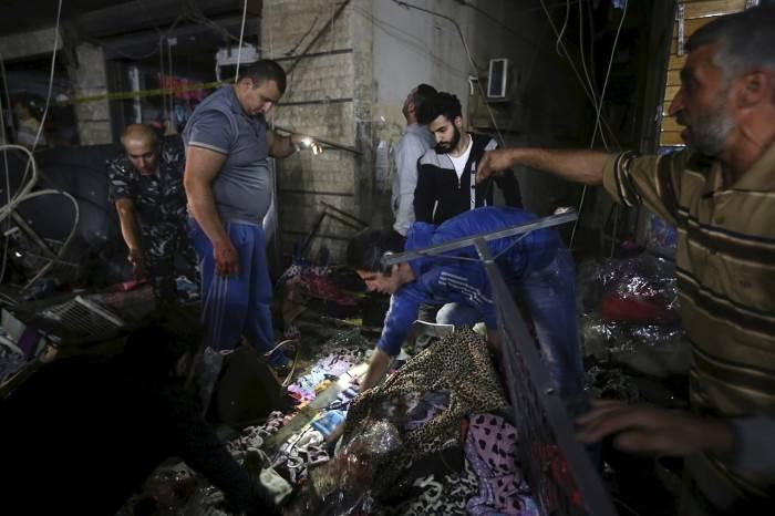 Теракт в Бейруте, Ливан фото и видео (12.11.2015)