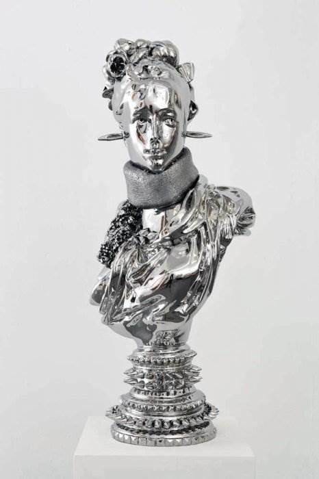 Современный скульптор Joel Morrison