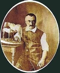 Скульптор Пётр Карлович Клодт