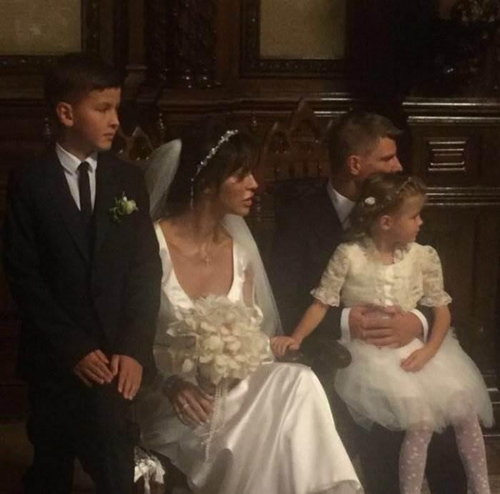 свадьба аршавина и алисы фото приветствию