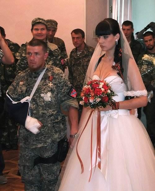 Свадьба моторолы и елены прекрасной фото