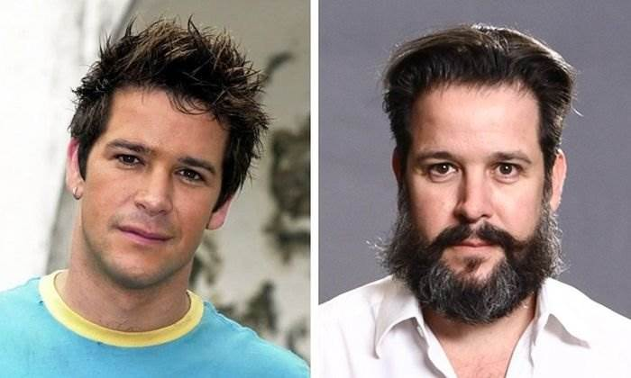 Фото бразильских актеров в настоящее время