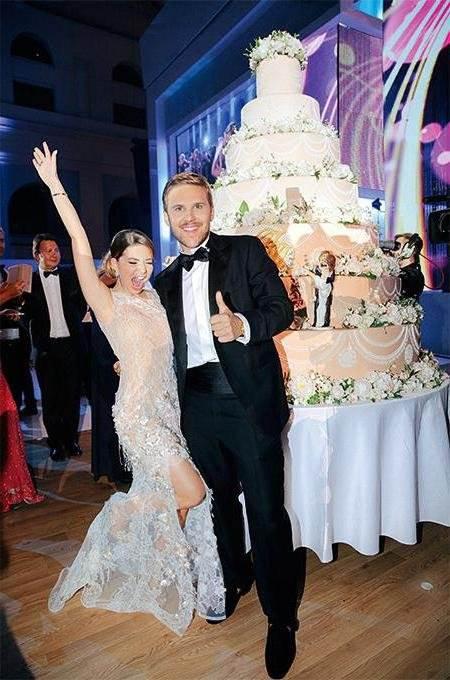 свадьба галина юдашкина и петр максаков фото правильном выборе материала
