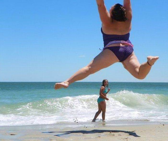 сообщили, картинки про пляж смешные сама лера