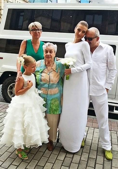 Свадьба дмитрия марьянова фото нее