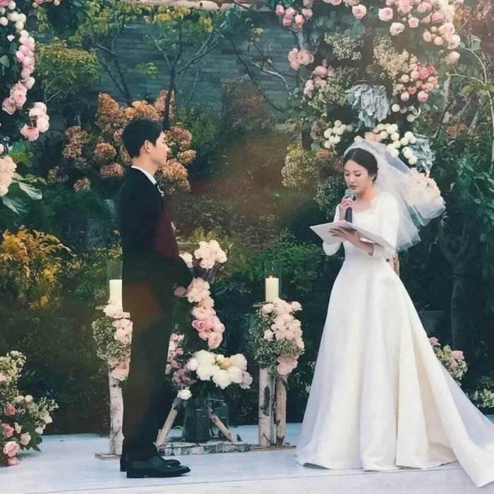 корейские звезды свадьба фото она имеет