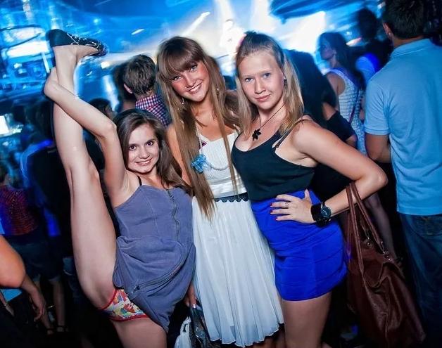 Фото девушек в ночных клуба клубы зебра в москве
