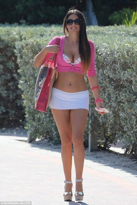 Hot skirt babes pics, missy hyatt naked in ring