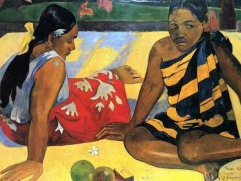Поль Гоген Женщины Таити
