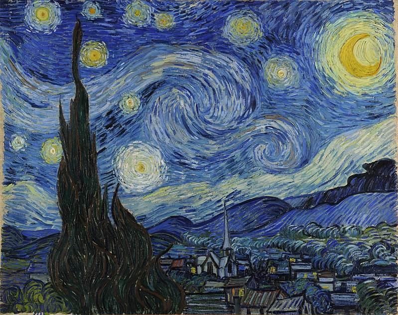 Винсент Ван Гог картина