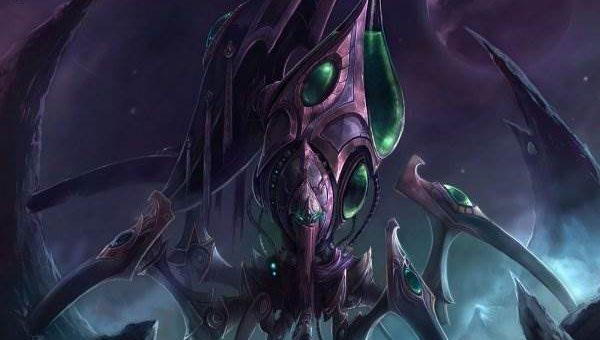 StarCraft 2 арт