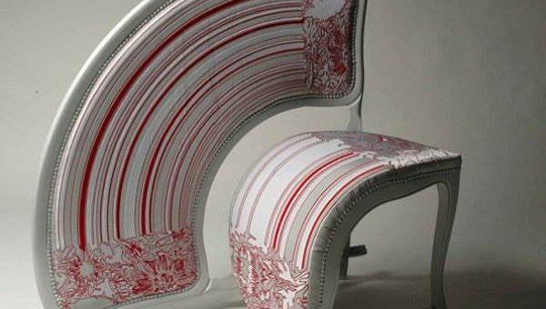 Самые необычные стулья (32 фото)