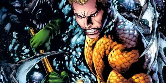 Аквамен (Aquaman) комикс от DC Comics
