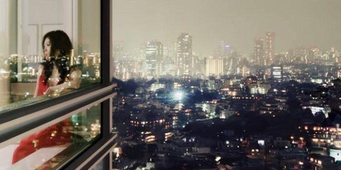 Фотограф Флориан де Лассе - Одиночество в большом городе