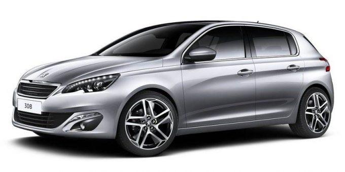 Обзор Peugeot 308 2014
