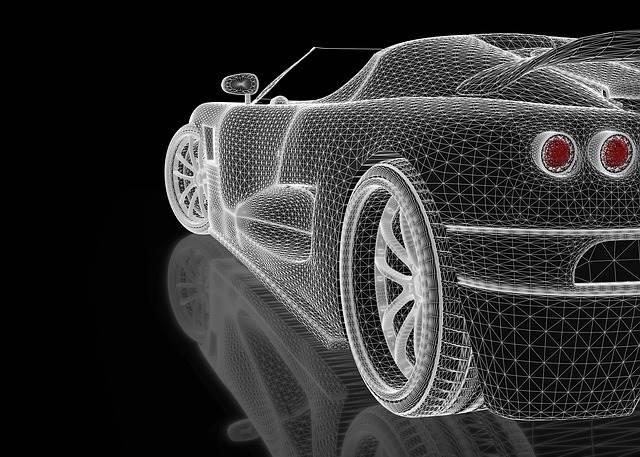 Автомобиль рисунок