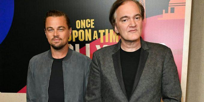 «Однажды в Голливуде» 2019 новый фильм Тарантино