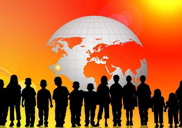 Молодёжь мира