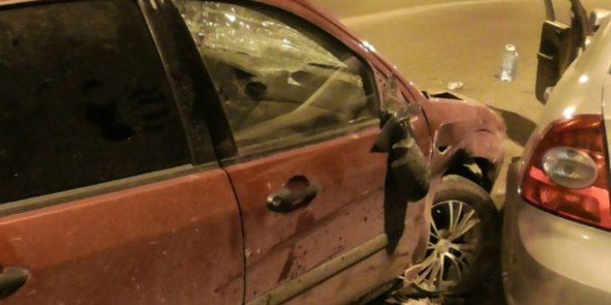 В ДТП в Иркутске пострадали девять полицейских фото