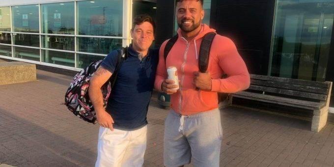 Два друга решили взять по пиву после работы и очнулись в Испании фото