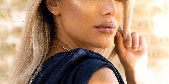 Ангельская красота инстаграм-звезды Дилан Сабах