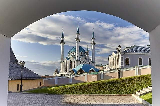 Кул-Шариф, Казань