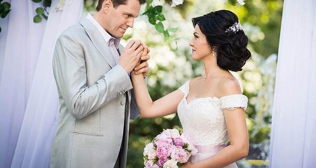 Свадьба Ивана Ожогина и Елены Паниной фото