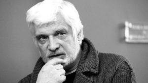 Актёр и режиссёр Дмитрий Брусникин