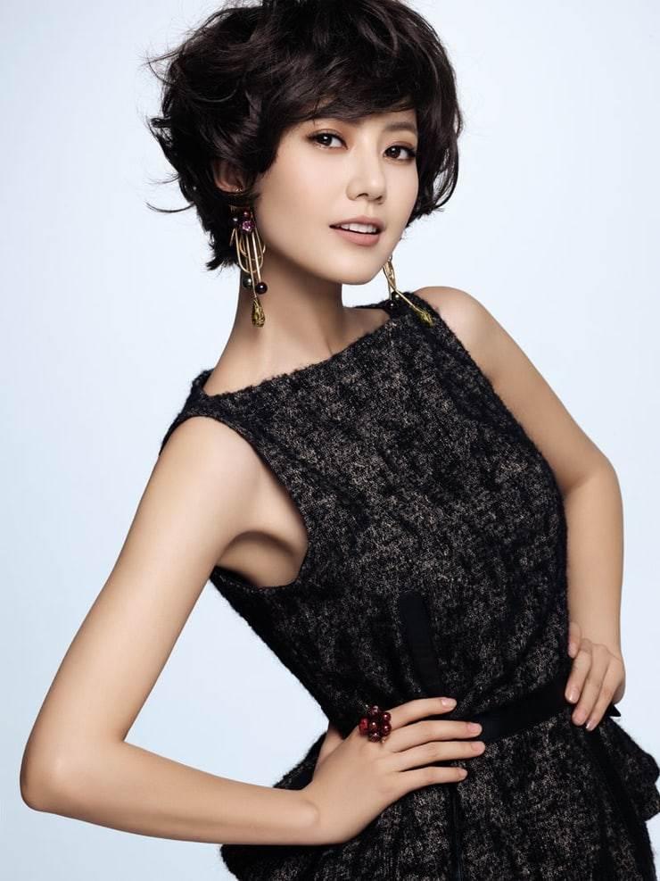 актриса гао ли фото дизайнерское решение профиль