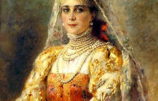 Женская красота на полотнах знаменитых живописцев