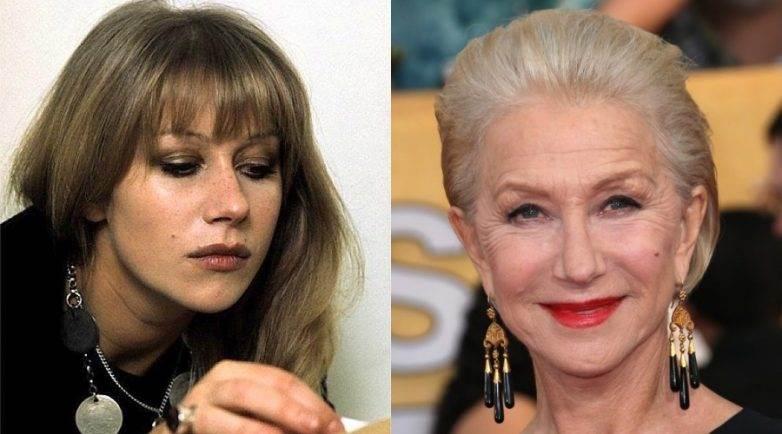 думала, как постарели российские актрисы стонала, словно имею