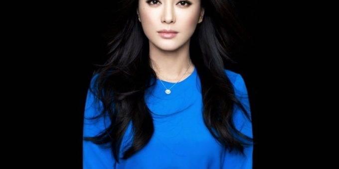 Самые красивые китайские актрисы (18 фото)