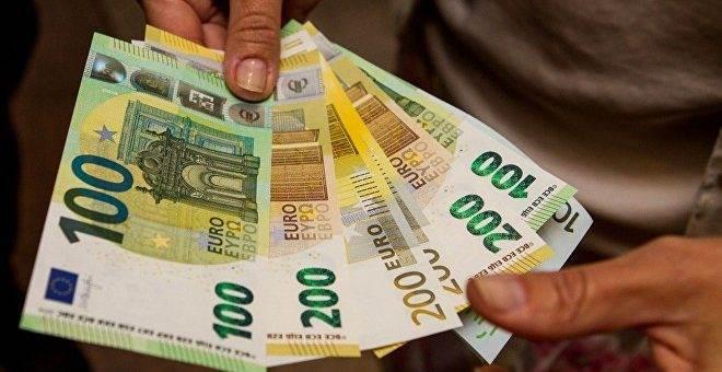 Как выглядят новые 100 и 200 евро фото