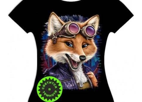 Женские футболки в «Мир маек»
