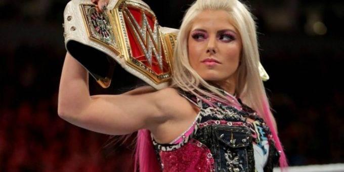 Самые красивые рестлерши WWE (18 фото)