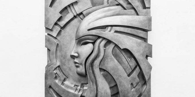 Оригинальные скульптуры из гипса Алексея Киршина