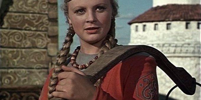 Драматическая судьба советской актрисы Аллы Ларионовой