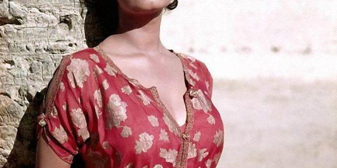 Как в молодости выглядела Софи Лорен (18 фото)
