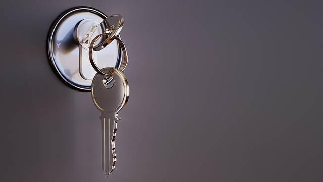 Ключи в замке