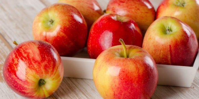 Яблоко с утра