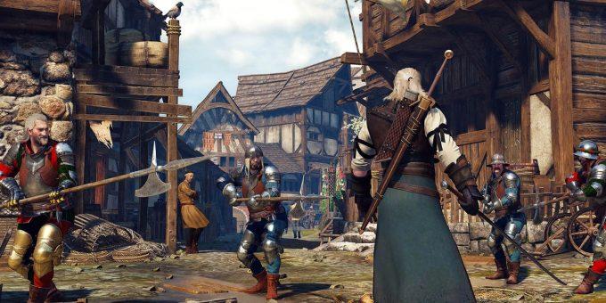Первые впечатления от Witcher 3: Wild Hunt