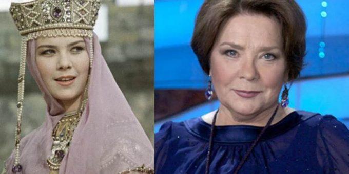«Сказка о царе Салтане» актёры тогда и сейчас фото
