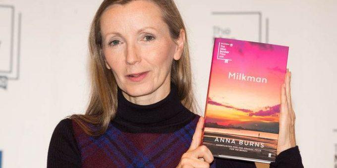 Букеровскую премию 2018 получила Анна Бернс за роман «Молочник»