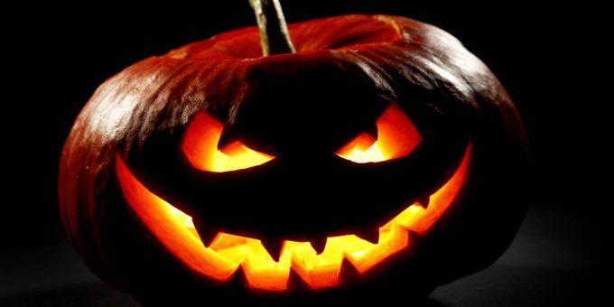 Страшно красивые тыквы на Хэллоуин (15 фото)