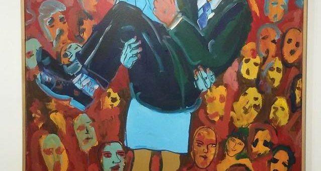 Польский художник Эдвард Двурник картины