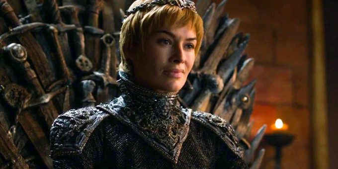 Красивые фото Серсеи Ланнистер из «Игры престолов»