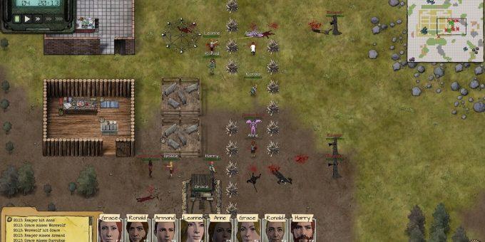 Игра Judgment Apocalypse Survival Simulation