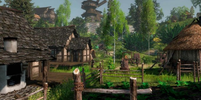 Игра Life Is Feudal: Forest Village