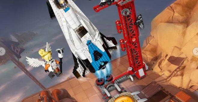 Конструкторы LEGO Overwatch